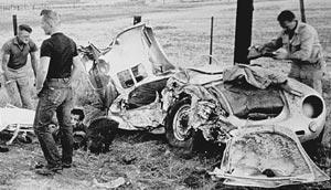 James Dean Unfall